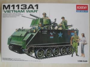 ACADEMY 1/35 13266 M113A1 VIETNAM WAR