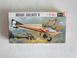 REVELL 1/72 H644SFB MORANE SAULNIER N
