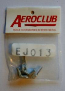 AEROCLUB 1/72 EJ013 VS-IBRI EJECTION SEATS