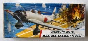 AIRFIX 1/72 294 AICHI D3A1 VAL