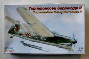 EASTERN EXPRESS 1/72 72254 FAIREY BARRACUDA II