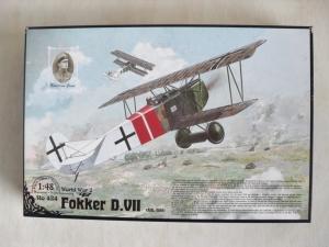 RODEN 1/48 424 FOKKER D.VII LATE
