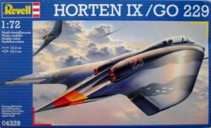 REVELL 1/72 04329 HORTEN IX / Go 229