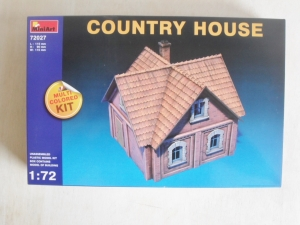 MINIART 1/72 72027 COUNTRY HOUSE