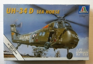 ITALERI 1/72 066 UH-34D SEA HORSE