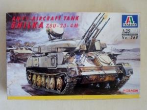 ITALERI 1/35 268 ZSU-23-4M SHILKA