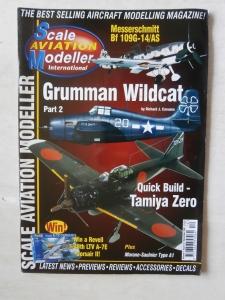 SCALE AVIATION MODELLER  SAMI VOLUME 07 ISSUE 12