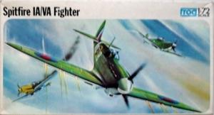 FROG 1/72 F394 SPITFIRE IA/VA
