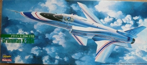 HASEGAWA 1/72 620 GRUMMAN X-29A