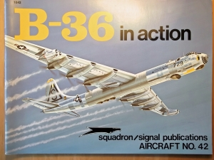 SQUADRON/SIGNAL AIRCRAFT IN ACTION  1042. B-36