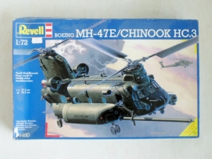 REVELL 1/72 04480 BOEING MH-47E /CHINOOK HC.3
