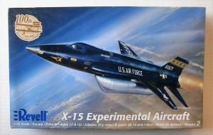 REVELL 1/72 5247 X-15 EXPERIMENTAL AIRCRAFT