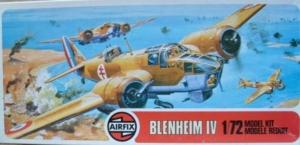 AIRFIX 1/72 02027 BLENHEIM Mk.IV