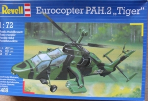 REVELL 1/72 04488 EUROCOPTER PAH.2 TIGER