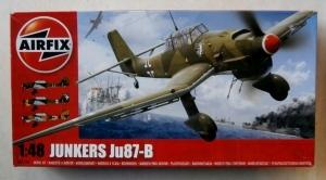 AIRFIX 1/48 05100 JUNKERS Ju 87B BATTLE OF BRITAIN 70th ANNIVERSARY