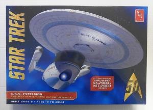 AMT 1/1000 843 U.S.S. EXCELSIOR NX-2000 or NCC-2000