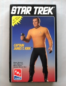 AMT OTHER SCALE 8773 CAPT. JAMES T.KIRK