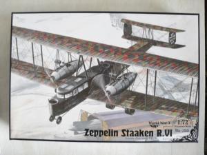 RODEN 1/72 055 ZEPPELIN STAAKEN R.VI