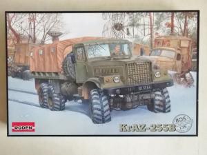 RODEN 1/35 805 KrAZ-255B