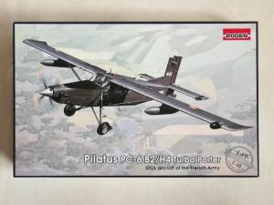 RODEN 1/48 449 PILATUS PC-6 B2/H4 TURBO PORTER