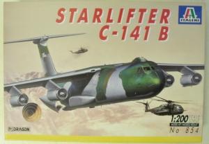 ITALERI 1/200 854 STARLIFTER C-141B