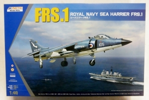 KINETIC 1/48 48035 ROYAL NAVY SEA HARRIER FRS.1