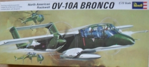 REVELL 1/72 H145 NORTH AMERICAN ROCKWELL OV-10A BRONCO