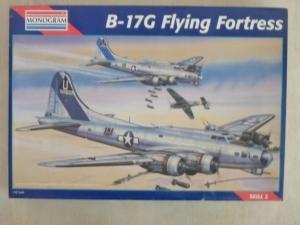 MONOGRAM 1/48 5600 B-17G FLYING FORTRESS