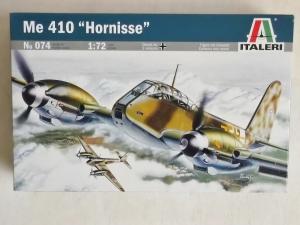 ITALERI 1/72 074 Me 410 HORNISSE