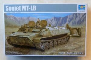 TRUMPETER 1/35 05578 SOVIET MT-LB