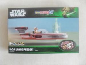 REVELL  06685 STAR WARS X-34 LANDSPEEDER