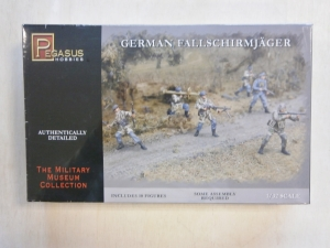 PEGASUS HOBBIES 1/32 3204 GERMAN FALLSCHIRMJAGER