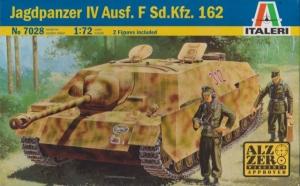 ITALERI 1/72 7028 JAGDPANZER IV Ausf.F Sd.Kfz.162