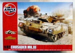 AIRFIX 1/32 08360 CRUSADER Mk.III