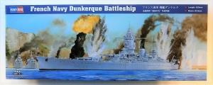 HOBBYBOSS 1/350 86506 FRENCH NAVY DUNKERQUE BATTLESHIP  UK SALE ONLY