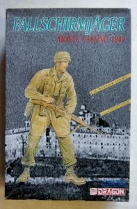 DRAGON 1/16 1603 FALLSCHIRMJAGER MONTE CASSINO 1944