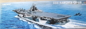 TRUMPETER 1/350 05610 USS HANCOCK CV-19  UK SALE ONLY