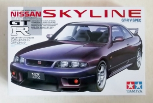 TAMIYA 1/24 24145 NISSAN SKYLINE GT-R V-SPEC