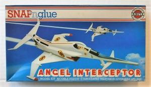 AIRFIX 1/72 02070 SNAP n GLUE ANGEL INTERCEPTOR