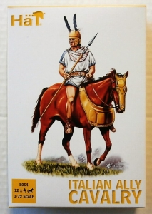 HAT INDUSTRIES 1/72 8054 ITALIAN ALLY CAVALRY
