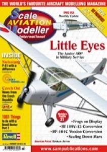 SCALE AVIATION MODELLER  SCALE AVIATION MODELLER VOLUME 16 ISSUE 02