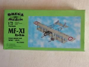 OMEGA 1/72 72045 FARMAN F-XI bis ARMOUR