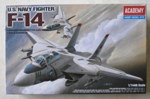 ACADEMY 1/144 12608 GRUMMAN F-14 TOMCAT