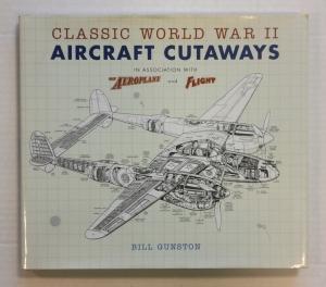 CHEAP BOOKS  ZB730 CLASSIC WORLD WAR II AIRCRAFT CUTAWAYS