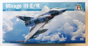 ITALERI 1/32 2510 MIRAGE III E/R  UK SALE ONLY