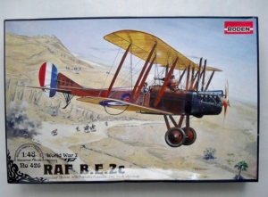RODEN 1/48 426 RAF B.E.2c