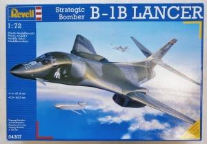 REVELL 1/72 04307 B-1B LANCER