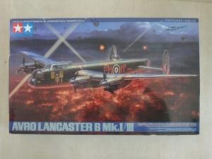 TAMIYA 1/48 61105 AVRO LANCASTER B Mk.I/III