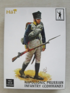 HAT INDUSTRIES 1/32 9319 NAPOLEONIC PRUSSIAN INFANTRY  COMMAND