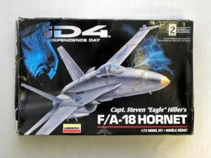 LINDBERG 1/72 77313 HILLIERS F/A-18 HORNET